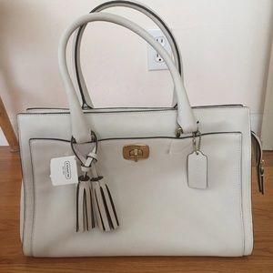 NWT Coach Legacy Chelsea Carryall bag